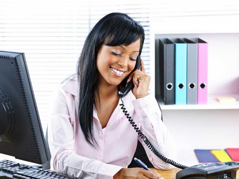 Avec l'évolution de votre entreprise, vos tâches administratives augmentent aussi. Pour vous aider à faire à cette charge de travail, nous vous proposons nos services de télésecrétariat.